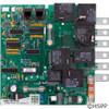 Balboa Water Group Board, H276, Jacuzzi Duplex Analog 2 Pump W/Phone Plug - 51429