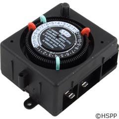 Intermatic Timer,Mechanical,Pb913N84,24 Hr,Spst,120V,Manual Override - PB913N84
