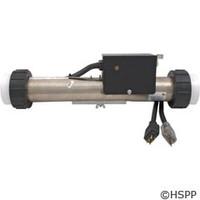 """Hydro-Quip Versi-Heat Htr.,5.5Kw,2.25"""",5`,Mini J&J Plug (Ss) - 22-C73-040-0G03"""