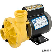 Waterway Plastics Iron Might Circ Pump 1/8Hp 115V, 1.3Amps, 48 Frame - 3410030-1E