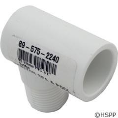 "Lasco 90 Elbow Pvc 1/2"" Sxmpt - 410-005"