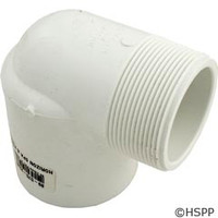 "Lasco 90 Elbow Pvc 2"" Sxmip - 410-020"