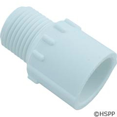 "Lasco Mip Adapter Pvc, 1/2"" Sxmpt - 436-005"