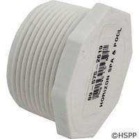 """Lasco Plug Pvc 1.5"""" Mpt - 450-015"""