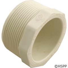 """Lasco Plug Pvc 2"""" Mpt - 450-020"""