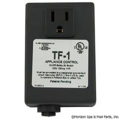Len Gordon Tf-1 120V On/Off W/ Receptacle - 910800-001