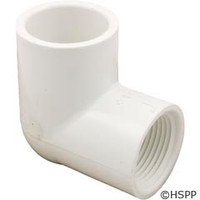 "Lasco 90 Elbow Pvc 1"" Sxfpt - 407-010"