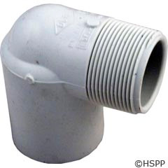 """Lasco 90 Elbow Pvc 1.5"""" Sxmip - 410-015"""