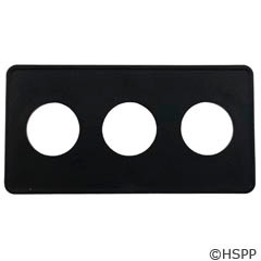 Len Gordon #15 3-Button Panel Deckplate - 951523-000