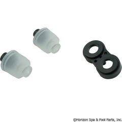 Len Gordon Aquaset Button Diaphram Kit (Set Of 2) - 990126-516