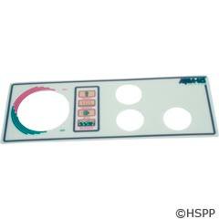 Len Gordon Aquaset Faceplate, 4001/4002-3 Ss - 930243-401
