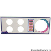 Len Gordon Aquaset Faceplate, 4001/4002-4 Ss - 930244-401