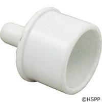"Waterway Plastics Barb Adapter 1""Spg X 3/8""B - 425-5010"