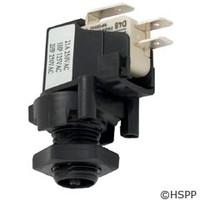 Herga Electric Air Sw., 20A Spdt, Thd, Lc (6871-Aeo) -