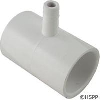 "Waterway Plastics Barb Tee, 1""S X 1""S X 3/8""B - 413-4350"