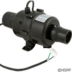 CG Air Systems Millenium Blower,120V/60Hz,3`Amp Cord W/Heater,3Spd - M3300750120/60-AMP