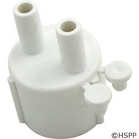 "Waterway Plastics Manifold, 1"" S X (2) 3/8"" Barbs (2) Plugs - 672-4020"