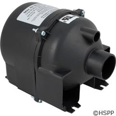 Air Supply of the Future Blower, Max Air 1Hp 110V 4.5A - 2510120