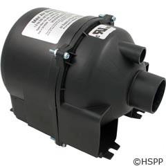 Air Supply of the Future Blower, Max Air 1Hp 220V 2.4A - 2510220