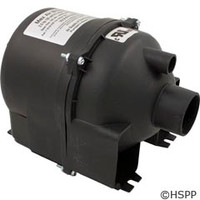 Air Supply of the Future Blower, Max Air 2Hp 110V 9.0A - 2518120