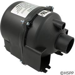 Air Supply of the Future Blower, Max Air 2Hp 220V 4.5A - 2518220