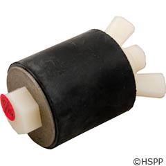 "Anderson Manufacturing Company Nylon Test Plug,1 5/8"",(1 1/2""Threads) - 150N"