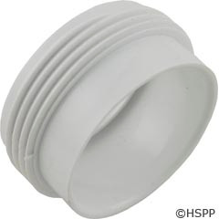 Mundial 50Mm Union Adaptor Only-Inlet,Syllent, New Style, White - 92500