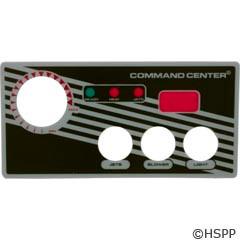 Tecmark Corporation 3-Btn Ccd Faceplate W/ Display - 30217BM