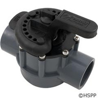 "Pentair Pool Products 2-Way Valve, 2"" Spg X 1.5"" S - 263038"