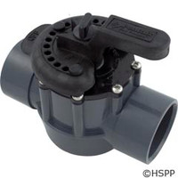 "Pentair Pool Products 2-Way Valve, 2.5"" Spg X 2"" S - 263029"