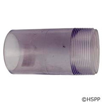 "Pentair Pool Products Clear Sight Glass Nipple 2"" - 154566"