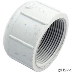 "Pentair Pool Products Cap-Thd 1.5"" - 154871"
