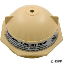 Pentair Pool Products Closure-Hdty V-Thd - 154559