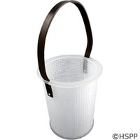 Pentair Pool Products Basket Plastic Strainer - 355318