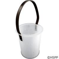 Pentair Pool Products Basket Plastic Strainer - 355318