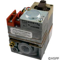 Pentair Pool Products Gas Valve Natural, Millivolt, Model 150,400 - 075457