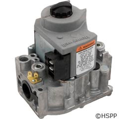 Pentair Pool Products Gas Valve, Lp, Dsi, W/Bracket - 471089