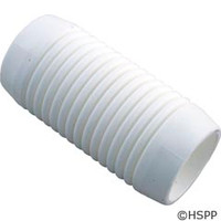 "Pentair Pool Products Hose Connector, 4"" Female/Female, White - K21241"