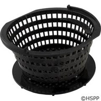 Pentair Pool Products Lily Pad Filter Basket W/Restrictor Assy (Dfml), Black - R172661BK