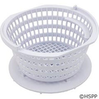 Pentair Pool Products Lily Pad Filter Basket W/Restrictor Assy,White(Dfm/Dfml) - R172661