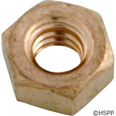 Pentair Pool Products Nut Hex 1/4-20 Silicon - 98216100