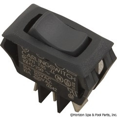 Pentair Pool Products Switch Rocker, Single Pole & Double Throw - 470186