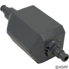 Pentair/Letro Back-Up Valve, Gray - LL10PM