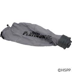 Pentair/Letro Coarse Mesh Bag, Gray Collar - EU15G