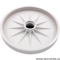 Pentair/Letro Wheel W/Out Bearings, White - LLC6PM