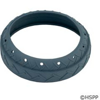 Pentair/Letro Wheel, Rubber Tire, Gray - LLC1PMG