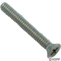 Pentair/Sta-Rite Screw, 10-24X1-1/2 Ss Flat Pan Hd - 37057-0615