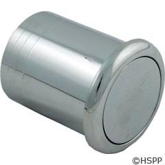 Pres Air Trol Flush Econo Button, Chrome - B318CA