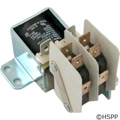 Potter & Brumfield S86R11-120Vac Relay Dpdt -