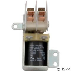 Potter & Brumfield S86R11-240Vac Relay Dpdt -
